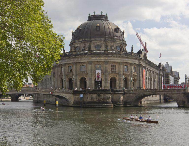 Einmal nach Berlin und zurück